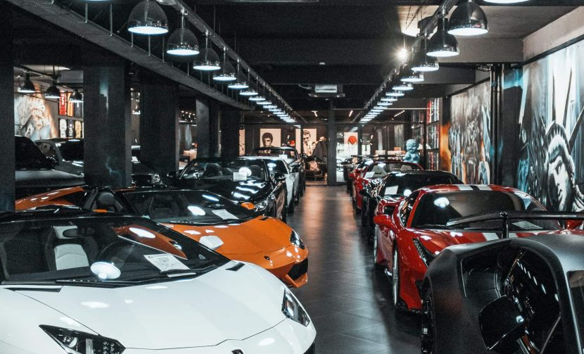 Showroom caradvise car in stock